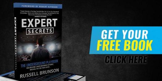 Experts Secrets Your copy